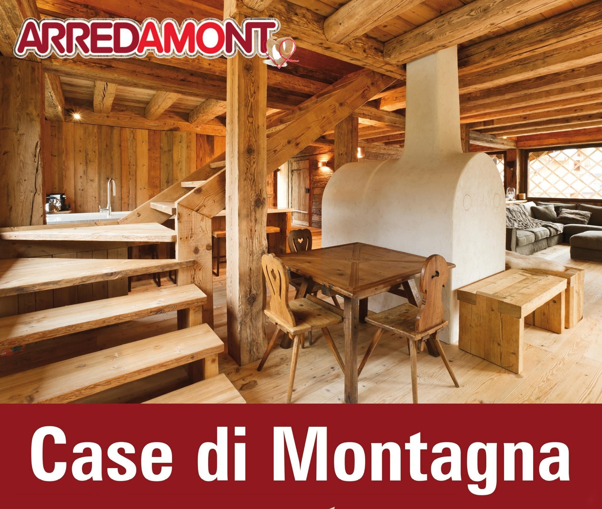 Libro Case Di Montagna Arredamento E Interior Design Arredamont