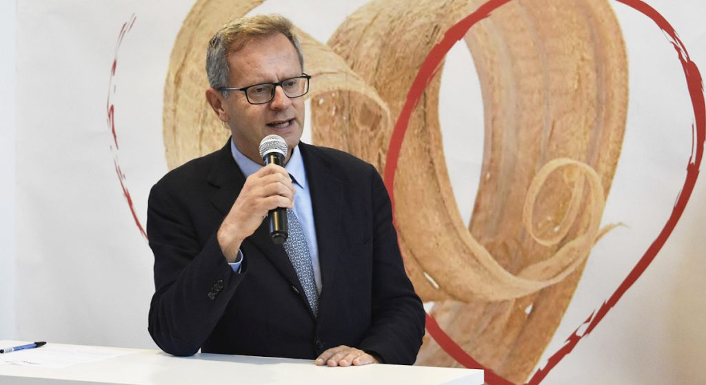 Bellati interviene ad Arredamont 2019